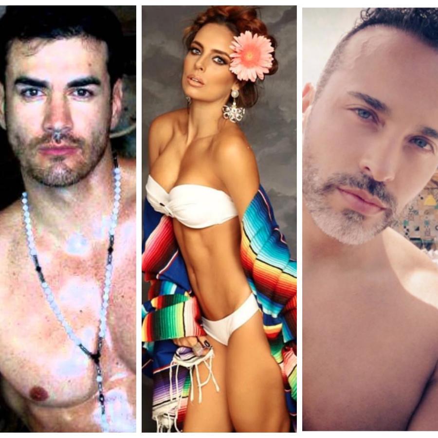 Ninel Conde, David Zepeda, Sara Corrales, Apio Quijano y Patricia Manterola