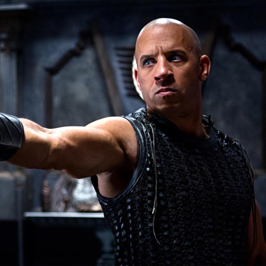 """Foto de la película """"Riddick"""""""