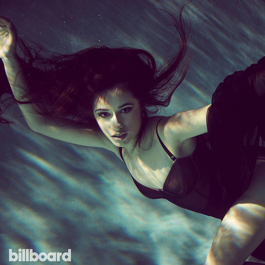 Camila Cabello para la portada de la revista Billboard