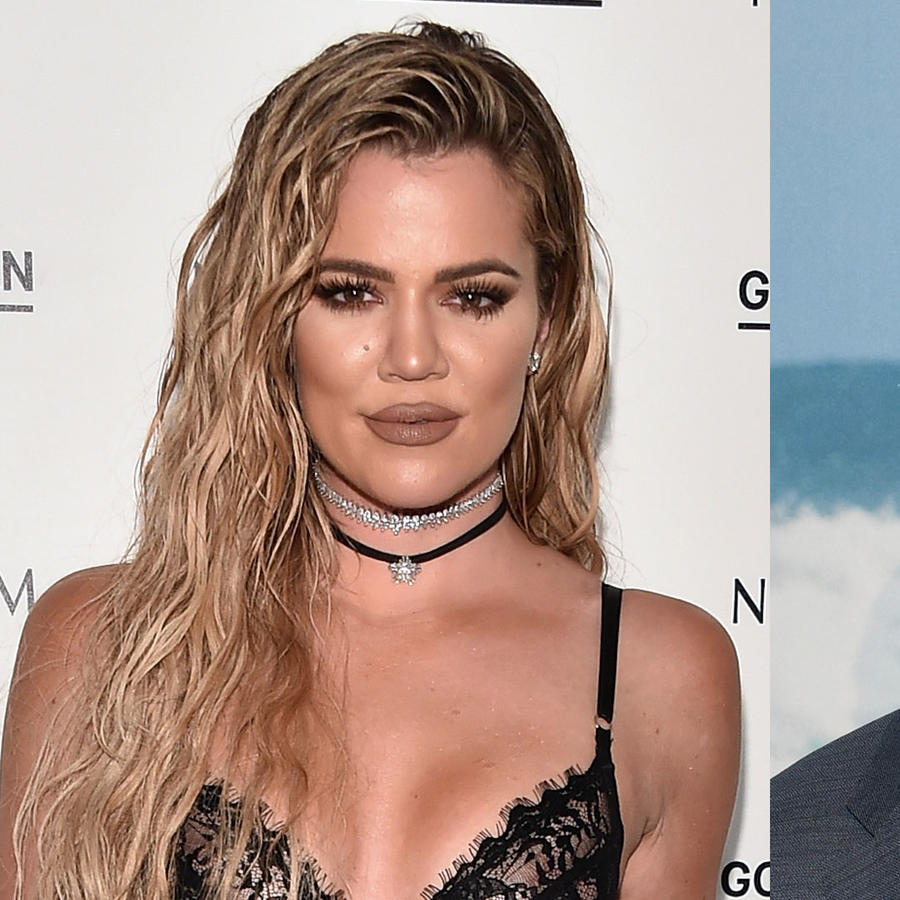 Khloe Kardashian y Chris Hemsworth