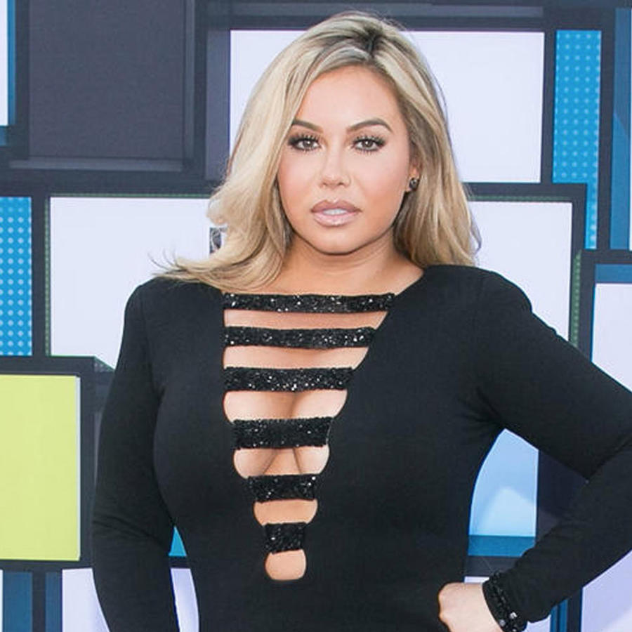 Chiquis Rivera en los Latin American Music Awards, Hollywood, California, 2016.
