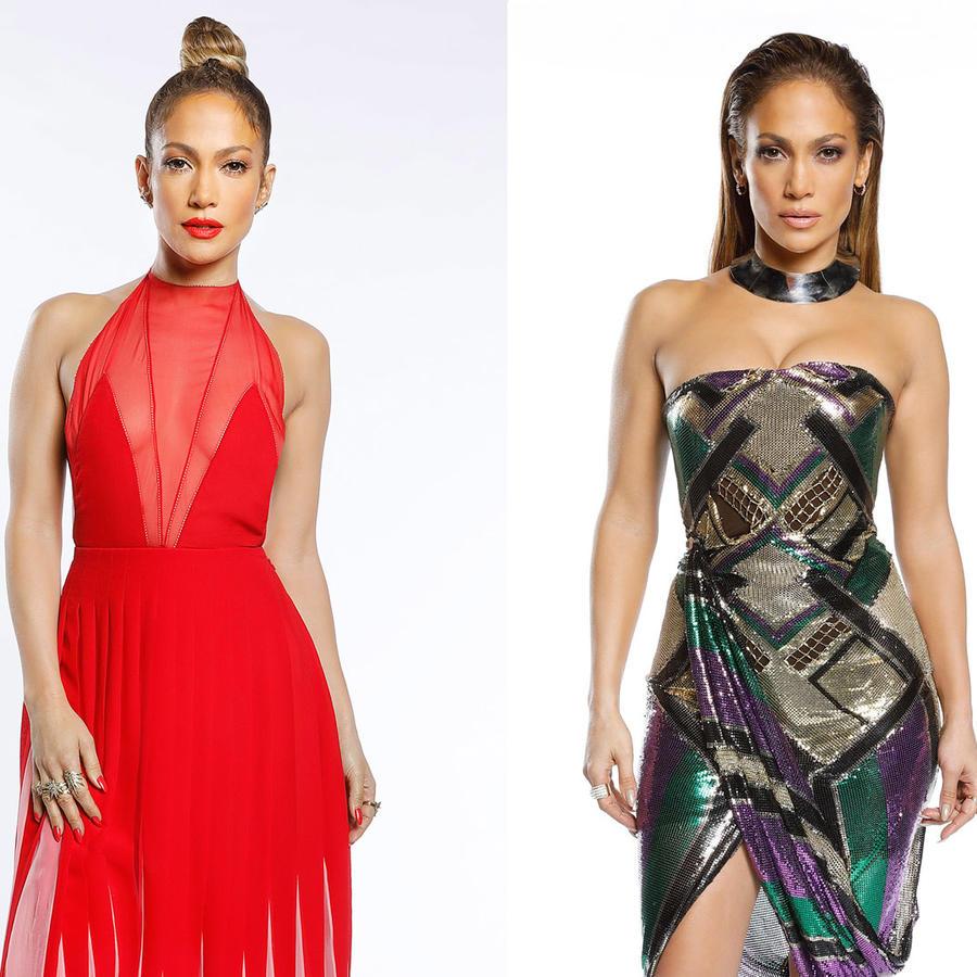 Los looks de Jennifer Lopez en World of Dance