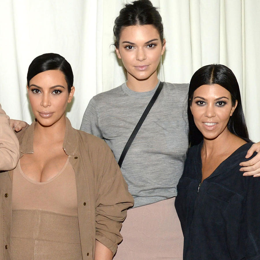Cover hermanas Kardashian