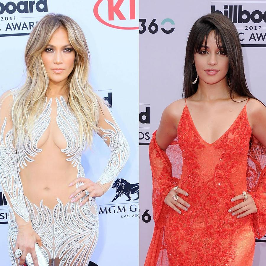 Jennifer Lopez, Camila Cabello, Rihanna