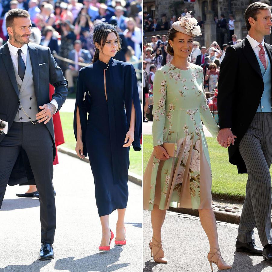 Looks boda real príncipe Harry