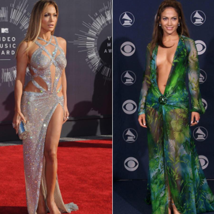 Jennifer Lopez collage