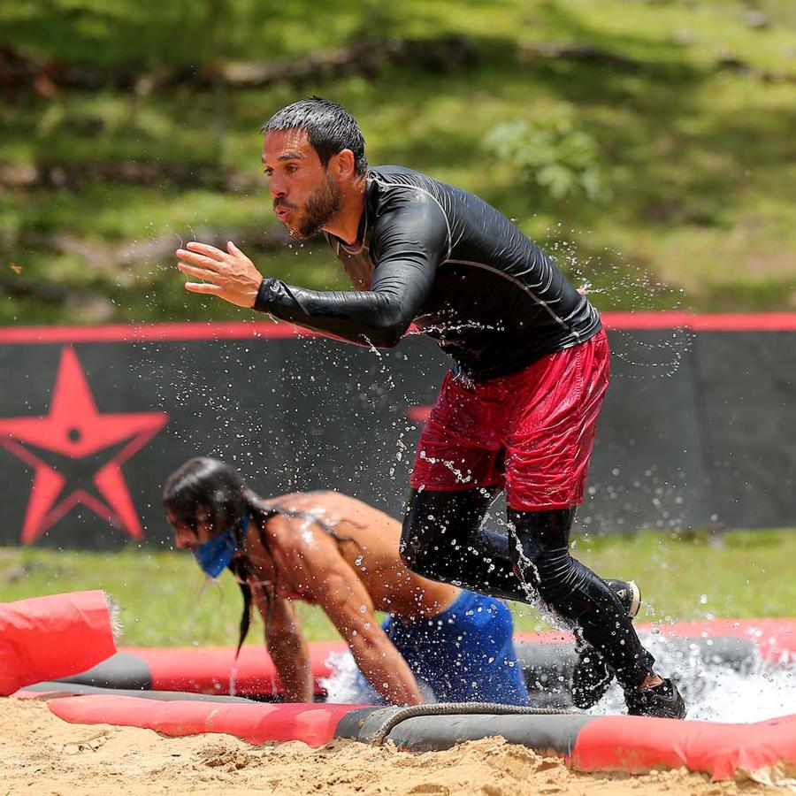 Los mejores momentos de Sebastián Caicedo en Exatlón