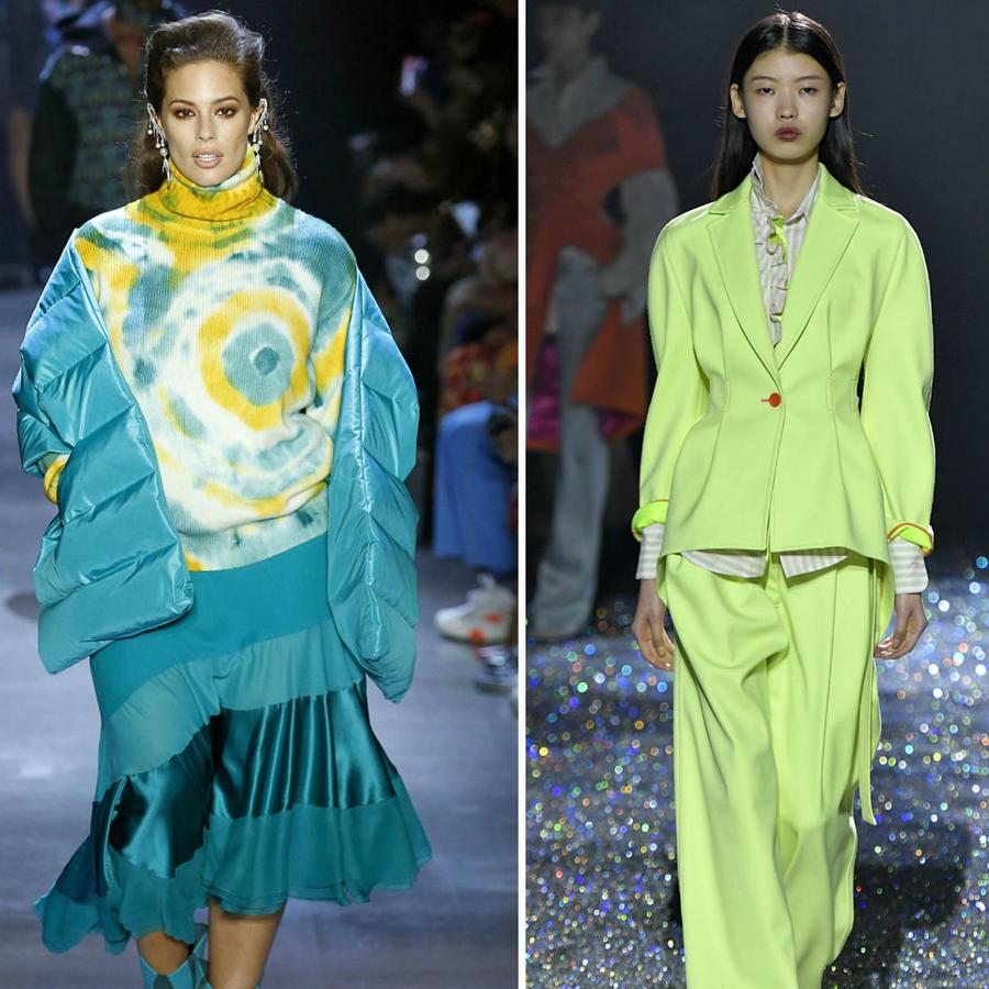 Tendencias de la New York Fashion Week