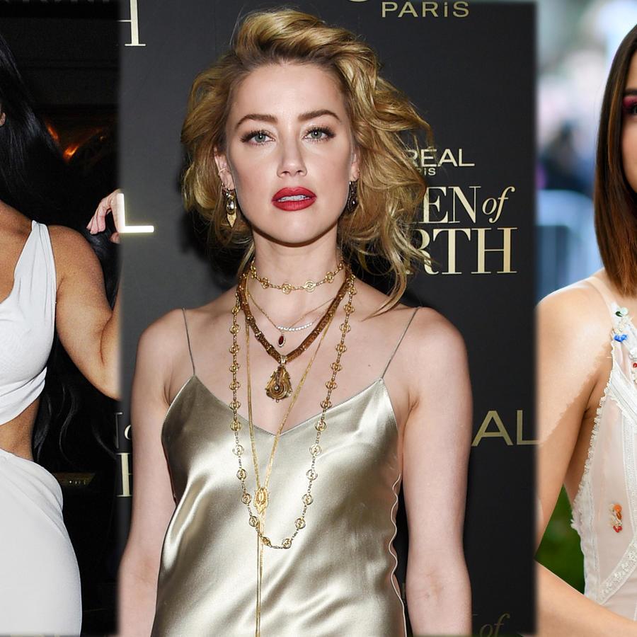 Mujeres famosas y hermosas según la ciencia