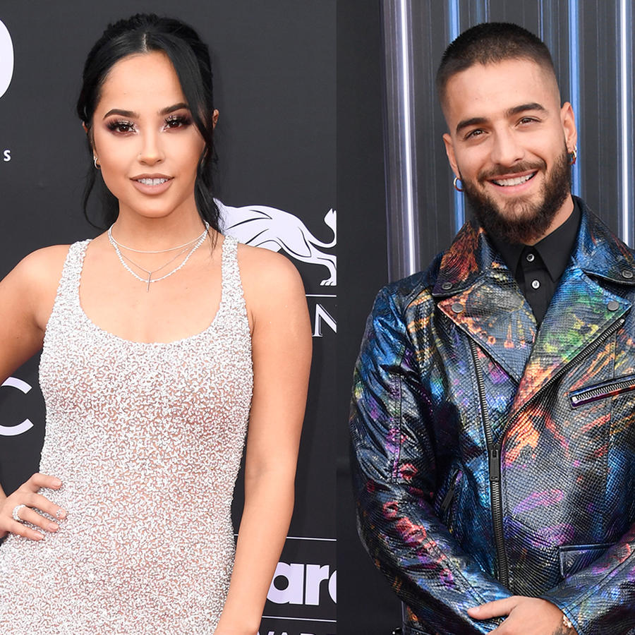Billboard Music Awards 2019: Maluma, Becky G, Taylor Swift