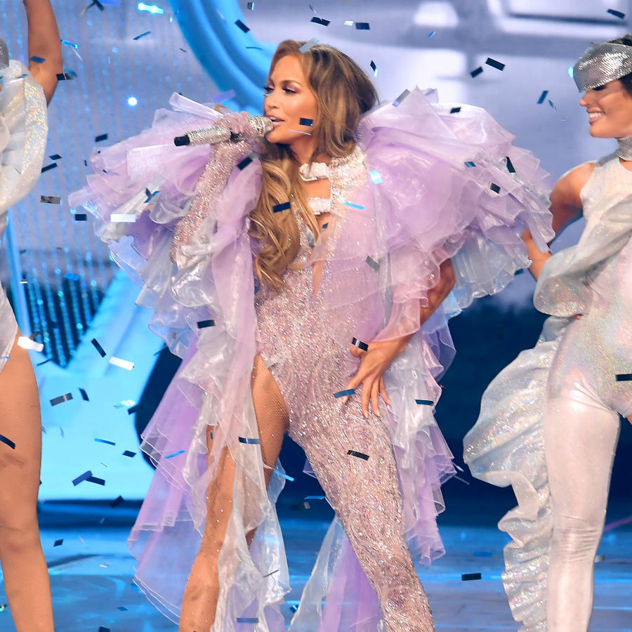 "Jennifer Lopez en concierto de su ""It's my Party"" tour"