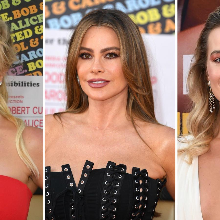 Britney Spears, Sofía Vergara y Margot Robbie