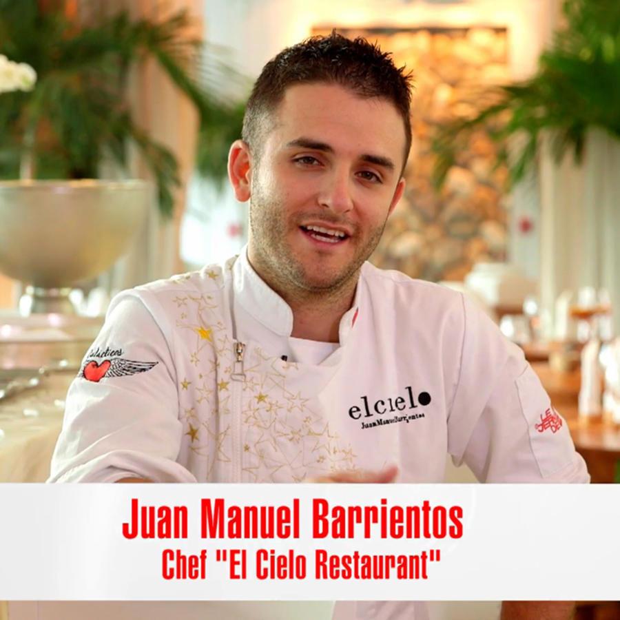 Juan Manuel Barrientos en entrevista con Mujer de Hoy