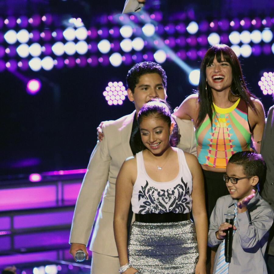 Natalia Jimenez, team natalia, semifinal, la voz kids