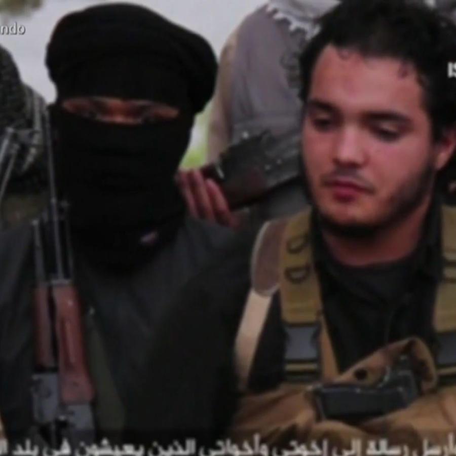 grupo terrorista isis
