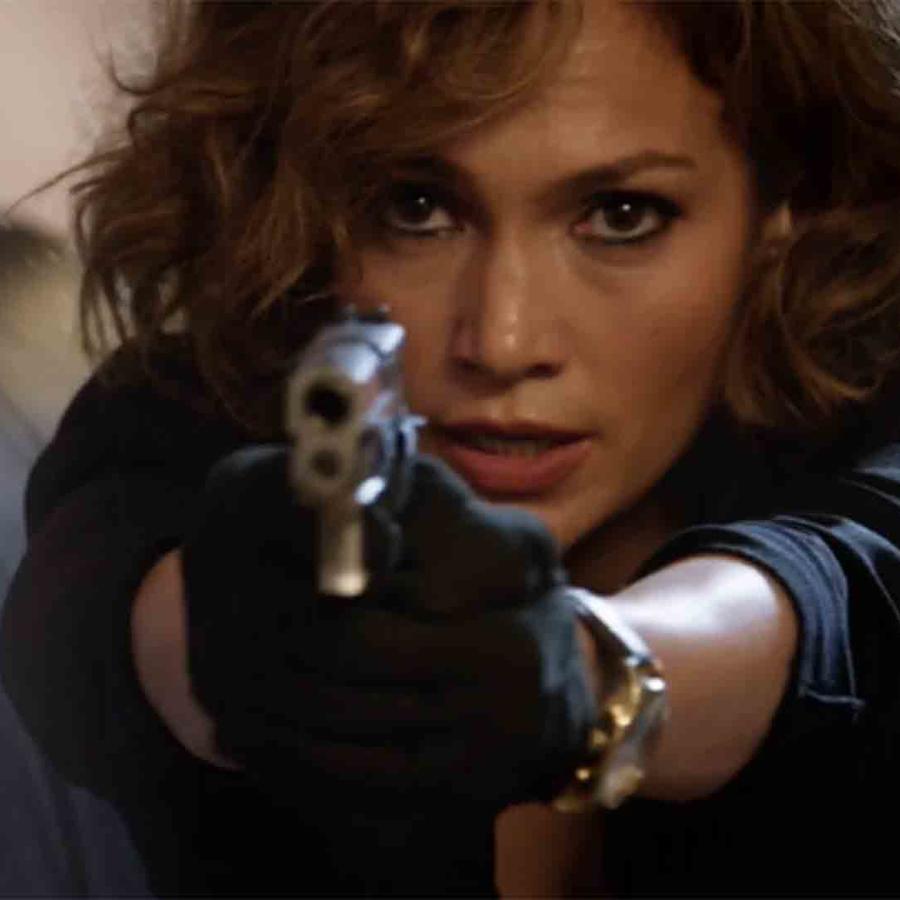 Jennifer Lopez en 'Shades of Blue'