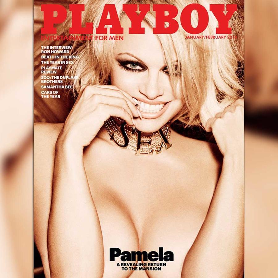 el ultimo desnudo de payboy tendra a pamela anderson