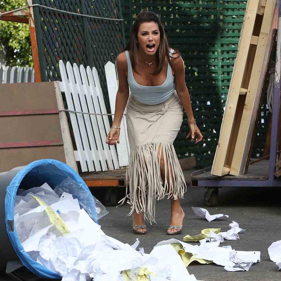 Eva Longoria en 'Telenovela'