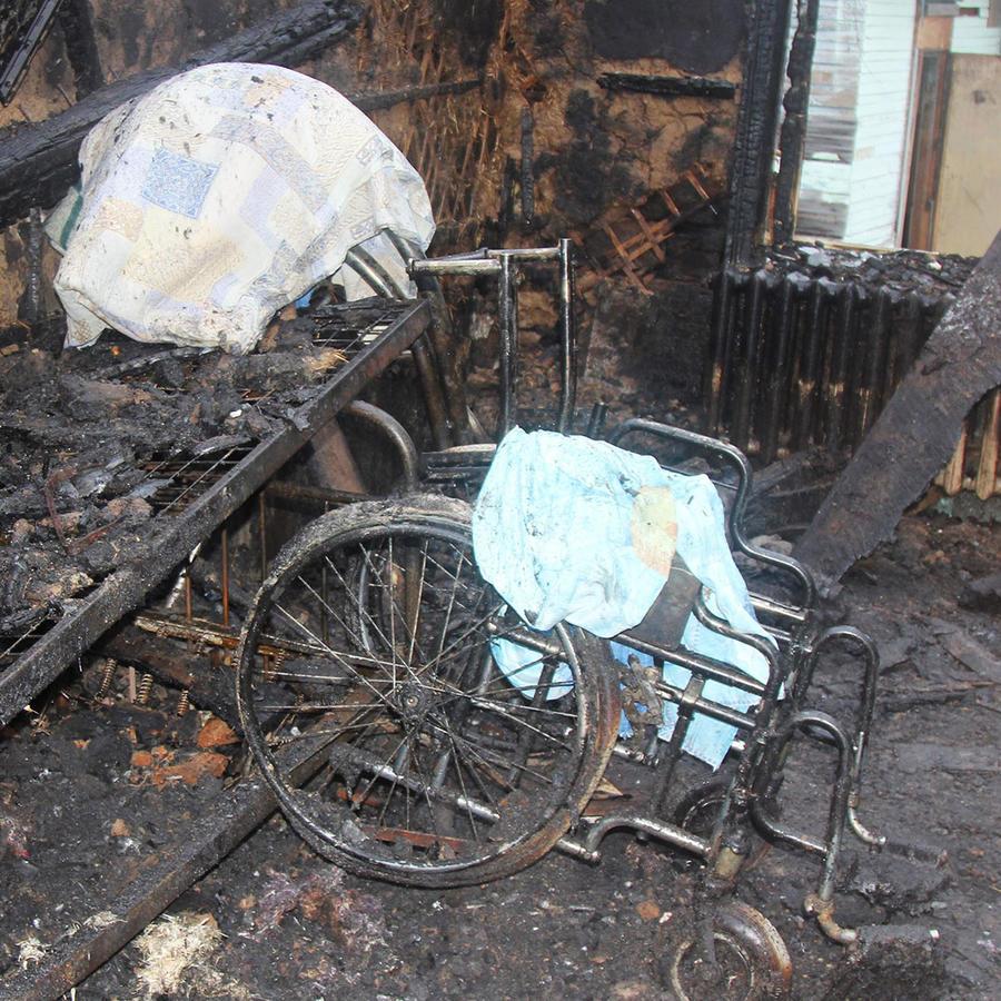 rusia incendio hospital mental