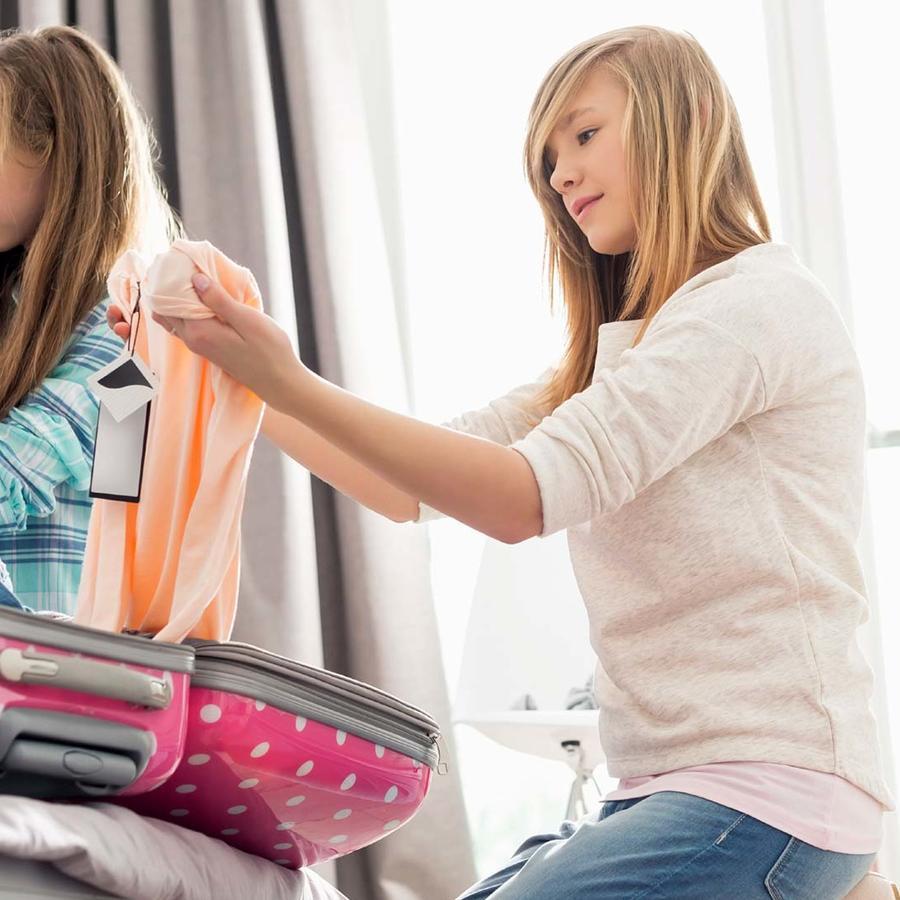 ahorrar espacio en equipaje