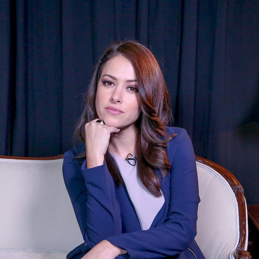 Sofía Lama como Betty Cárdenas en Eva La Trailera
