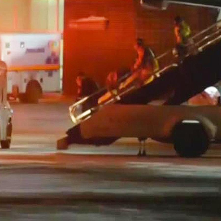 vuelo american airlines desviado