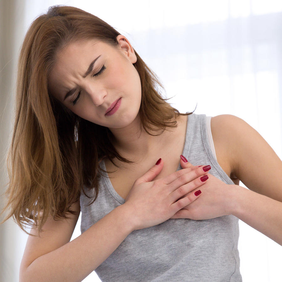 Estos son los síntomas de un ataque cardiaco
