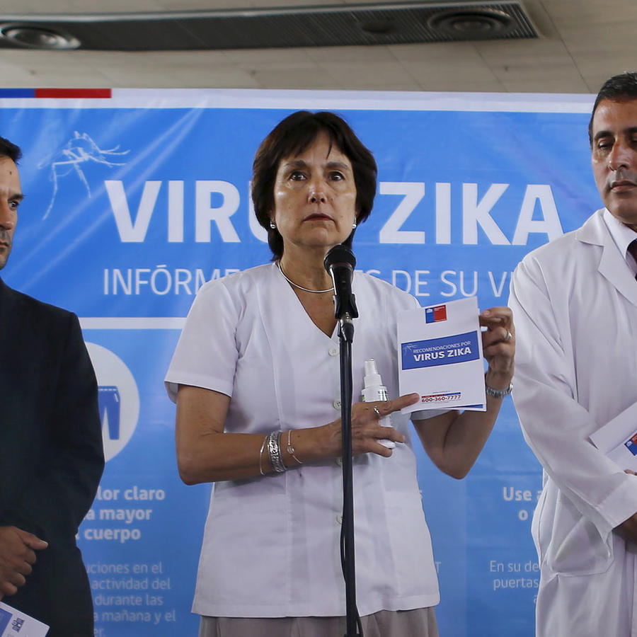 zika en america
