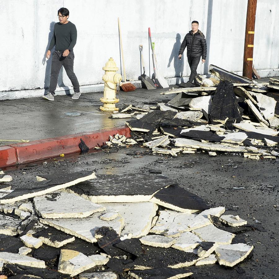 tornados causan daños