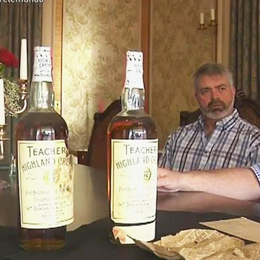 botellas whisky antiguas