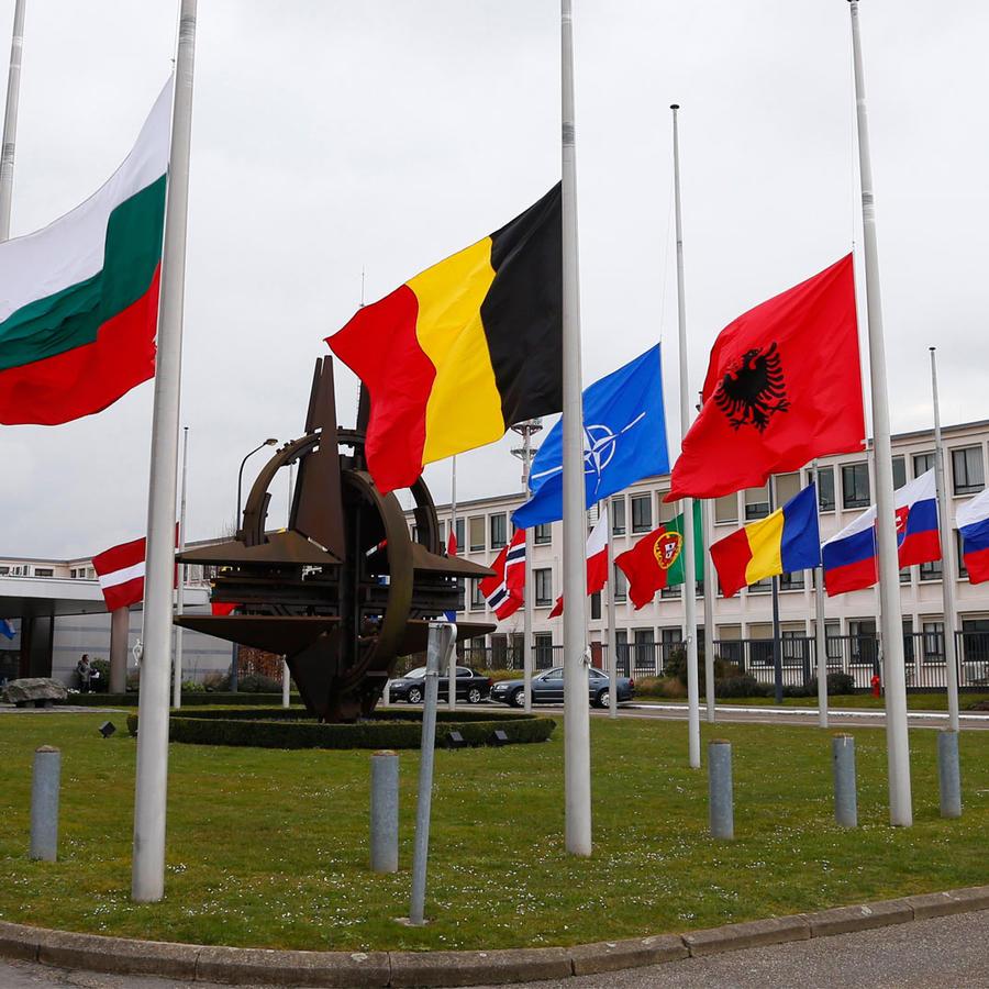 banderas en belgica