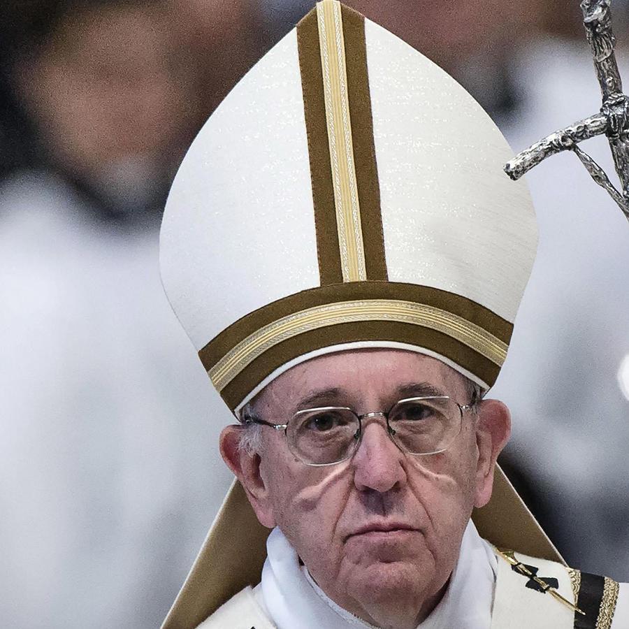 papa via crucis