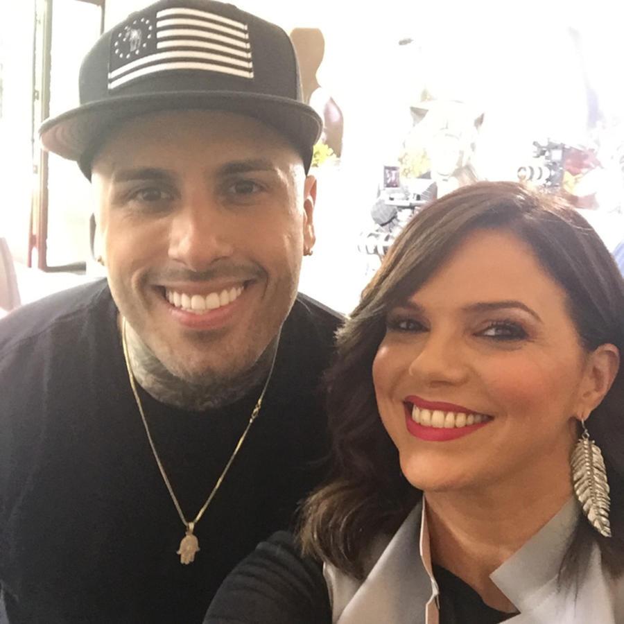 Nicky Jam y Rashel Díaz