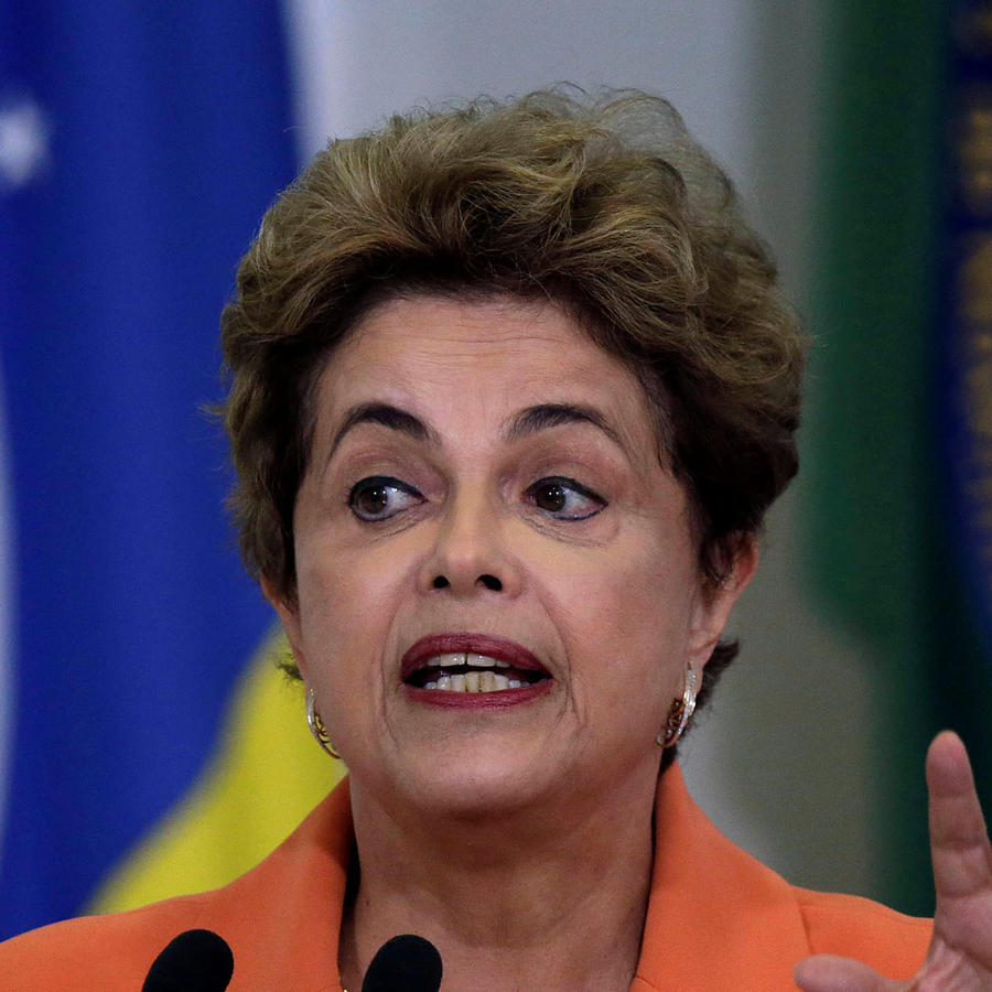 presidenta de brasil