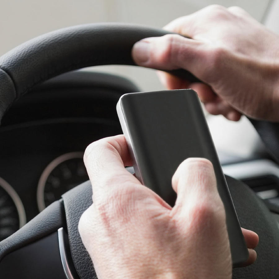 cargos por mensajes de texto a conductores
