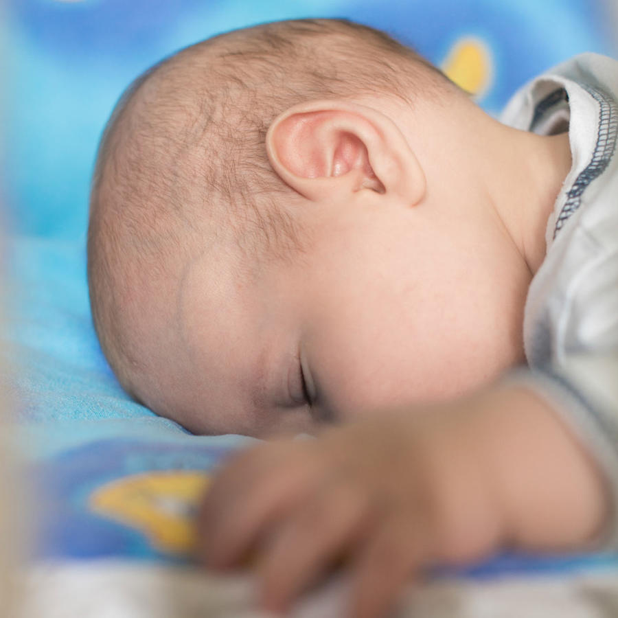 bebé dormido boca abajo