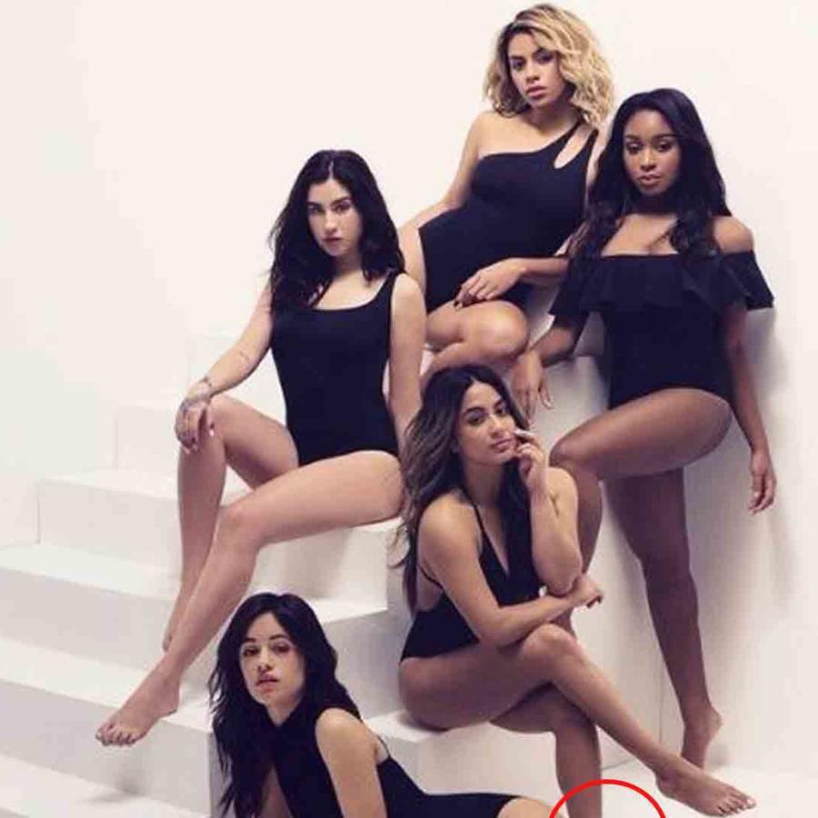 Fifth Harmony Photoshop Billboard