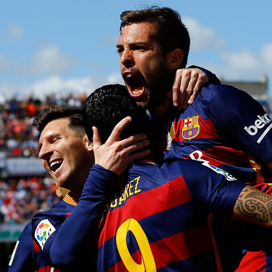 barcelona gana la liga