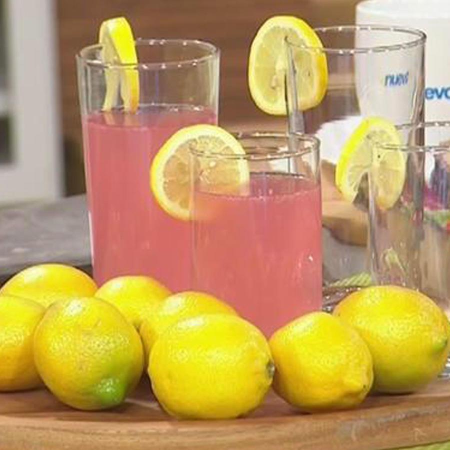 Recetas de cocina: Cómo hacer la Limonada perfecta