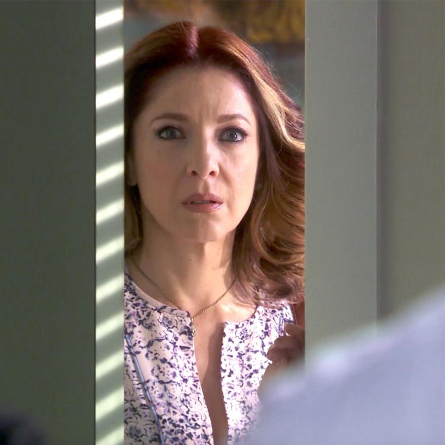 Edith González ve como Arap Bethke y Sofía Lama se casan en Eva la Trailera