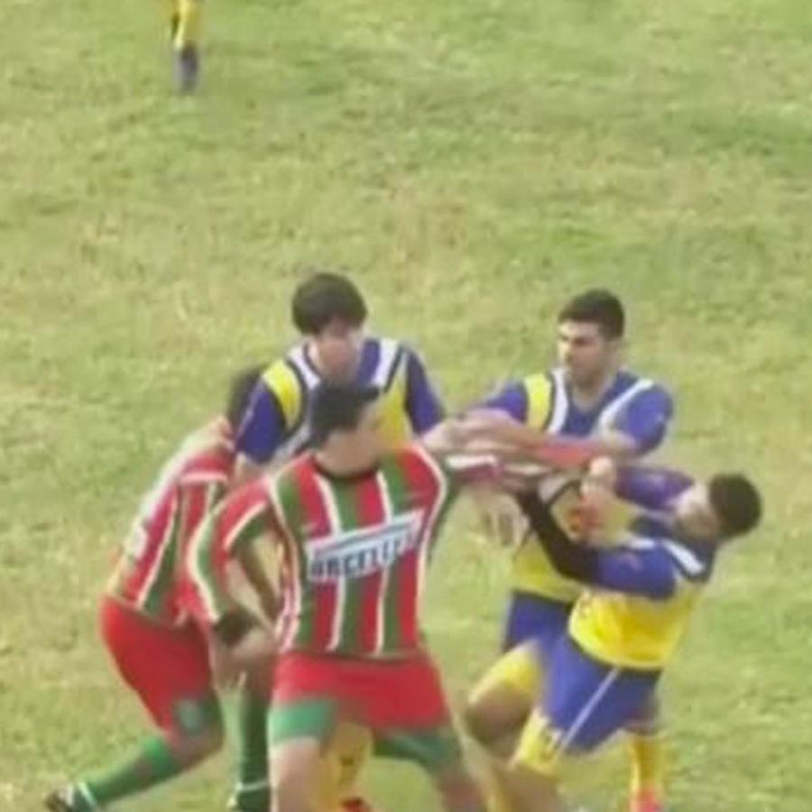 futbolista muere tras golpe