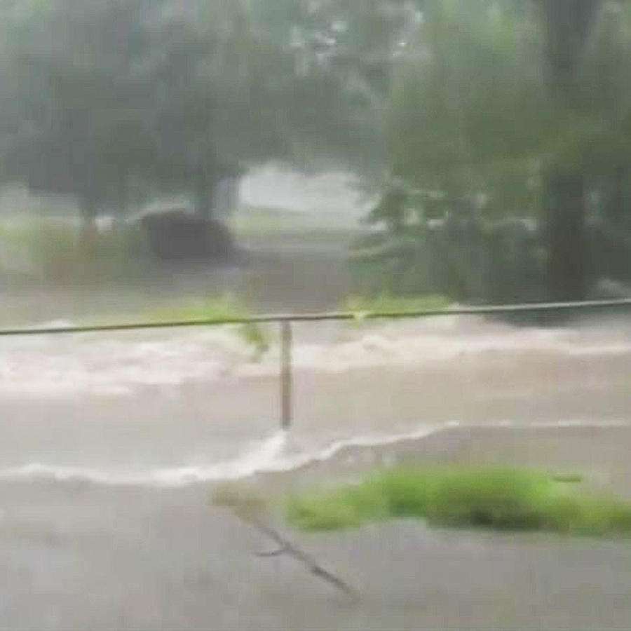 tormentas en texas