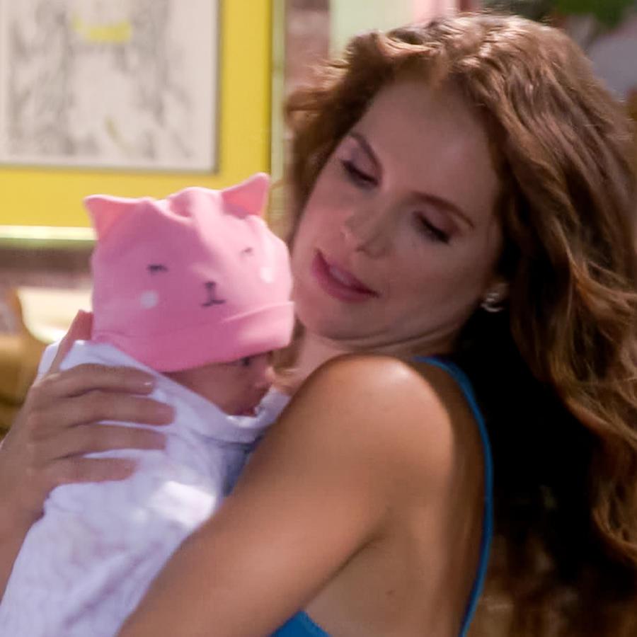 Maritza Bustamante es la nueva niñera de Ceci en Eva la Trailera