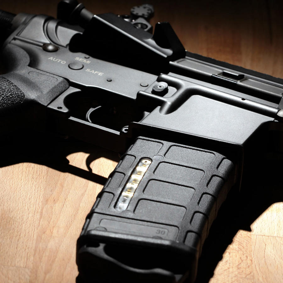 rifle ar15