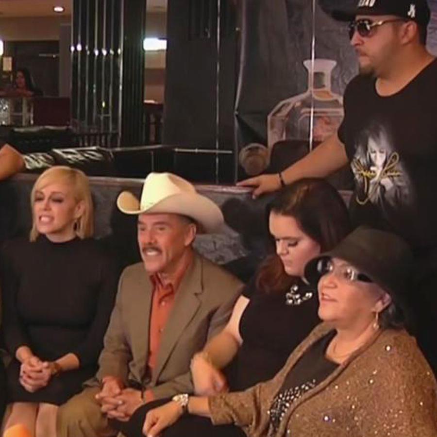 ¡Así celebró la familia el cumpleaños de Jenni Rivera!