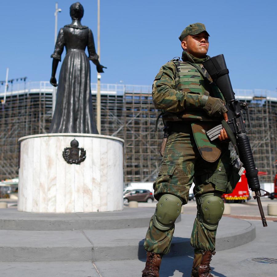seguridad en brasil