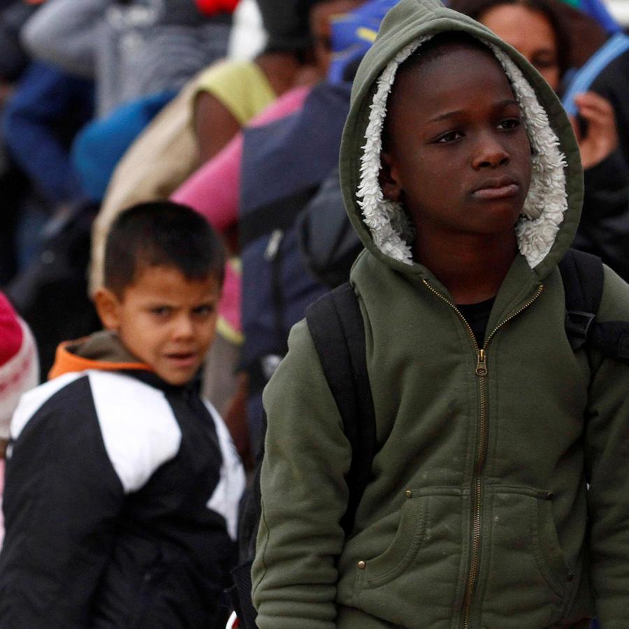 Aumenta detención de menores en la frontera