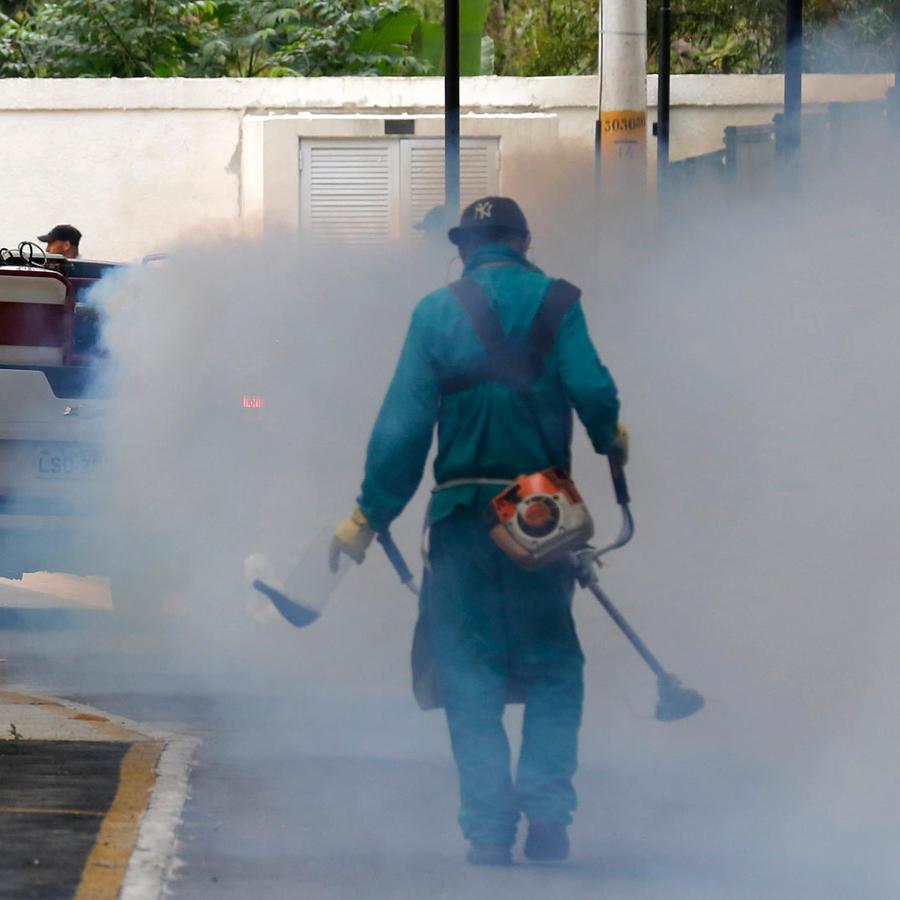control del zika