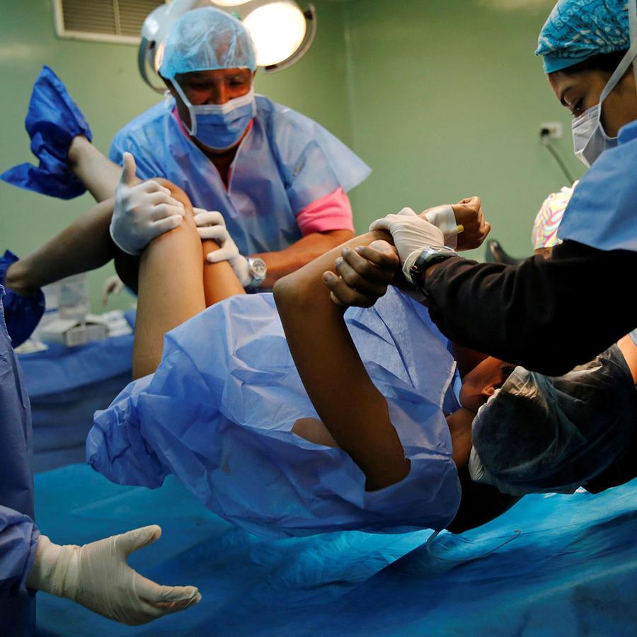 Cada vez más venezolanas prefieren la esterilización