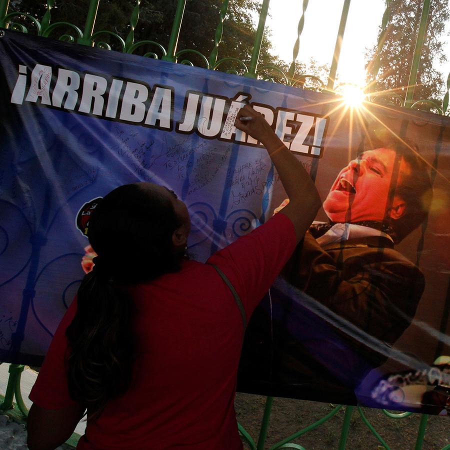 Ciudad Juárez recibirá los restos de Juan Gabriel